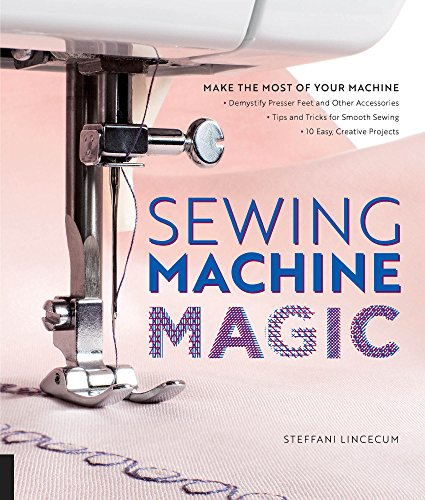 Sewing Machine Magic (English Edition) -