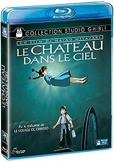 Le Château dans le ciel [Blu-ray] (B0058ER75O) | Amazon Products