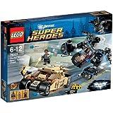 Lego Super Heroes - DC Universe - 76001 - Jeu de Construction - La Course Poursuite - Batman Vs Bane