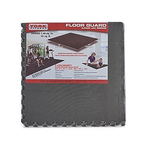 York Fitness Interlocking Floor Guard