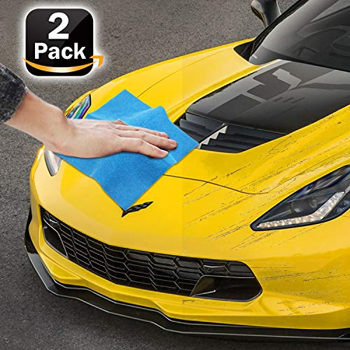 [2 Stück] Neue Bamoer Car Scratch Repair für Kratzreparatur, Lackpflege, Polieren und Lackkratzreparatur zur Reparatur von Kratzern am Auto
