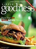 Best Weight Watchers Magazines - Simple Goodness: More Than 100 Quick & Easy Review