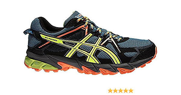 Asics Gel Kanaku 2 T51QQ-4804, 43.5 EU : Amazon.fr: Chaussures et Sacs