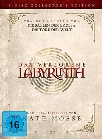 Das verlorene Labyrinth - SE (3 DVDs) [Import allemand]
