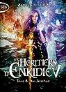 Les Héritiers d'Enkidiev, tome 8 : An Anshar par Robillard