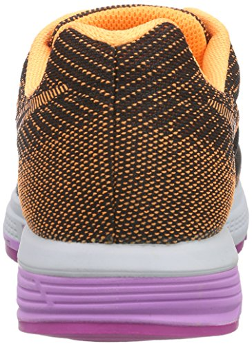 Nike - Air Zoom Vomero 10, Sneakers da donna Verde (bright citrus/black/fuchsia glow/fuchsia force)
