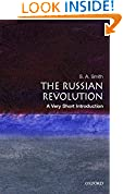 #8: The Russian Revolution: A Very Short Introduction (Very Short Introductions)