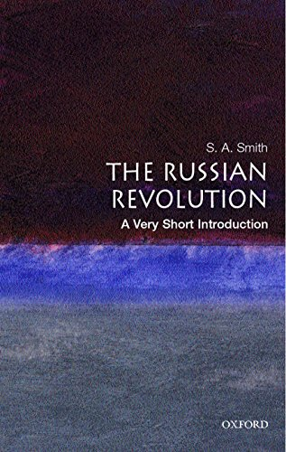 The Russian Revolution: A Very Short Introduction (Very Short Introductions) por S. A. Smith