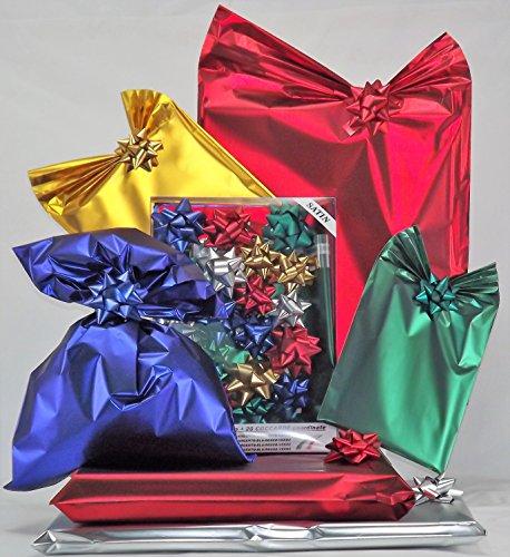 Set preparación paquetes regalo Kit mediano 20sobres