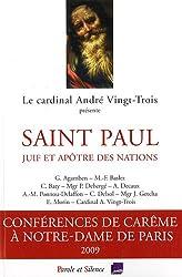 Saint Paul, juif et apôtre des nations