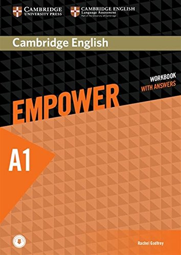Cambridge English Empower Starter Workbook with Answers with Downloadable Audio por Rachel Godfrey