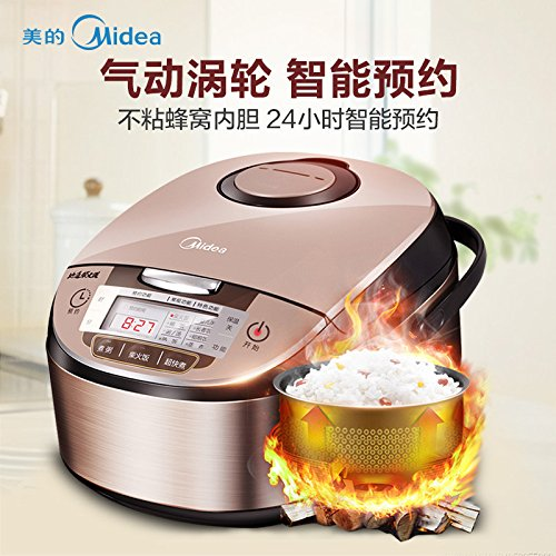 Midea 4 Litre Smart rice cooker timer kitchen appliances WFS4029
