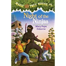 Night Of The Ninjas (Turtleback School & Library Binding Edition) (Magic Tree House) by Mary Pope Osborne (1995-04-01)
