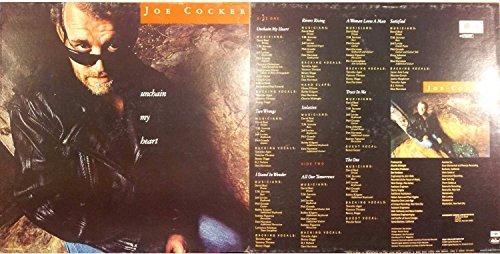 JOE COCKER - Unchain My Beart (LP/Vinile 33 giri) USATO BUONO