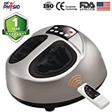 Dr Physio (USA) Electric Powerful Shiatsu Foot Massager Machine for Pain Relief