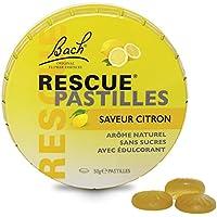 RESCUE Pastilles Citron Boîte de 50 g