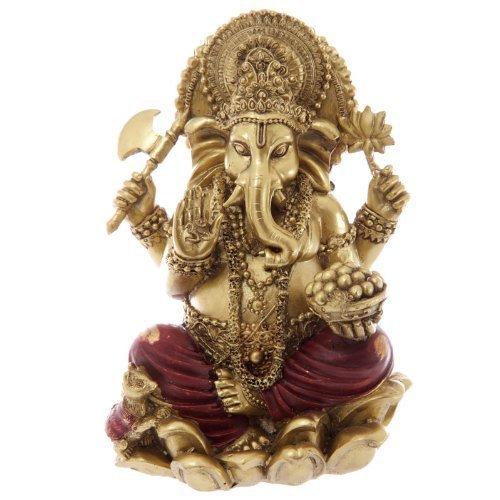 Puckator - Estatua de Ganesh 16 cm