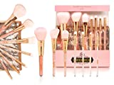 Best Accessory Innovations Bag Evers - London Niche Makeup Brushes Pink Crystal Vegan Review