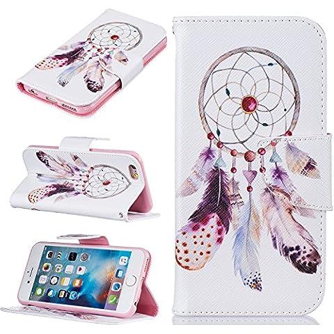 Custodia iPhone 6S,Cover iPhone 6 6S In Pelle - Cozy