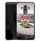 DeinDesign Huawei Mate 10 Pro Silikon Hülle Case Schutzhülle VfB Stuttgart Fanartikel Stadion
