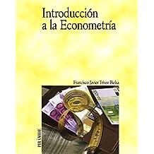 Introducción a la Econometría (Economía Y Empresa)