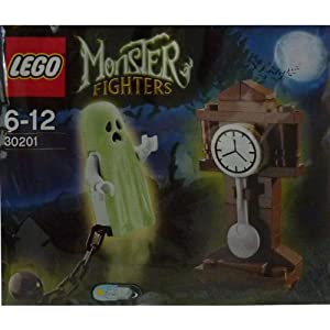 LEGO Monster Fighters 30201 – Special Edition fantasma con orologio  LEGO