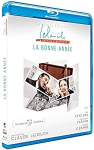 La Collection Claude Lelouch : La bonne année [Blu-ray] [Édition remasterisée]