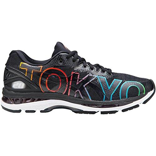 Asics Gel-Nimbus 20 Tokyo Marathon, Scarpe Running Uomo, Nero (Tokyo/2018/Black 9090), 41.5 EU