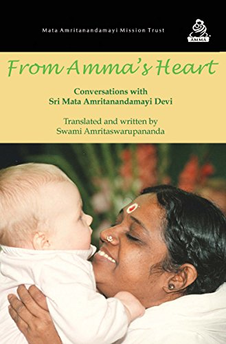 From Amma's Heart: (Fixed Layout Edition) (English Edition)