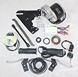 24V 36V 350W elektrische motorisierte Electric Drive Bike Conversion Kit E-Fahrrad-Kit E-Bike Motor Set SELBST GEMACHT DIY Elektro-Fahrrad (36V350W)
