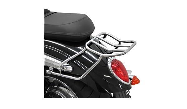 Rear rack passenger Fehling Triumph Bonneville Bobber 17-18 black
