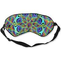Rainbow Kaleidoscope Lover Sleep Eyes Masks - Comfortable Sleeping Mask Eye Cover For Travelling Night Noon Nap... preisvergleich bei billige-tabletten.eu