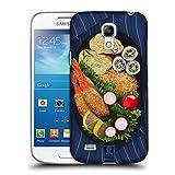 Head Case Designs Tempura Teller Orientalische Nahrung Ruckseite Hülle für Samsung Galaxy S4 Mini I9190