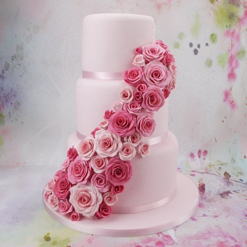 Nalati 3 Stucke Rosenausstecher Valentinstag Kuchen Diy
