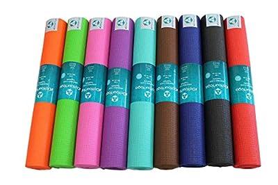 Yogamatte »Annapurna ClassicÂ« / Die ideale Yoga- und Gymnastikmatte für Yoga-Einsteiger. Maße: 183 x 61 x 0,3cm, in vielen Farben erhältlich.