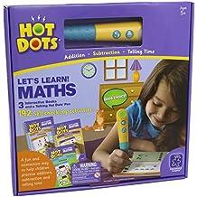 Learning Resources - Juguete educativo de matemáticas (EI-9288) (versión en inglés)