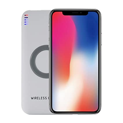 coque batterie iphone x 8000mah