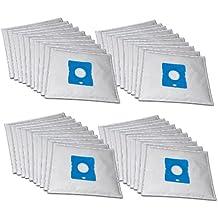 40 Premium para aspiradora bolsas de papel para Nilfisk Coupe/parqué bolsas de filtro