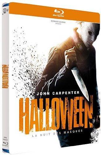 Jamie Lee Curtis, Nancy Loomis - Halloween - La nuit des masques (1 Blu-ray)