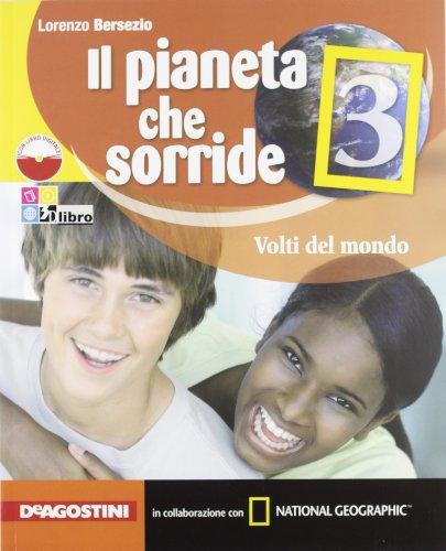 Il pianeta che sorride. Con atlante. Per la Scuola media. Con espansione online: PIANETA C. SORRIDE 3+ATL +LD