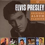 Original Album Classics : Elvis / Elvis Presley / Loving You / Elvis Is Back / GI Blues (Coffret 5 CD)