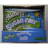 Hartleys Azúcar de jalea de limón y de la cal de 12 x 23gm