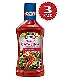 Kraft Salatsauce Classic Catalina - 3er Pack (3x454g)