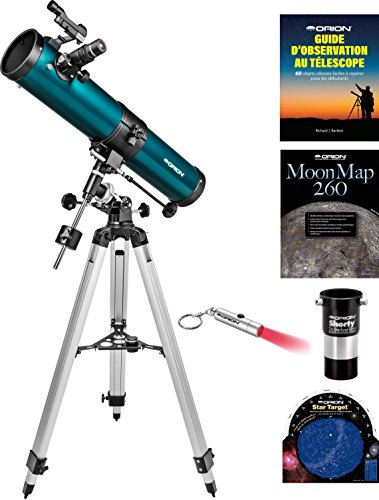 Kit de Telescope reflecteur à EQ Orion SpaceProbe II 76 mm