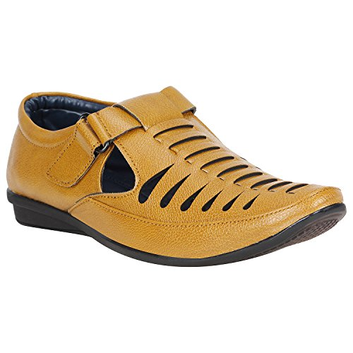 Ethics Men's Combo Pack of 3 Loafers Shoes