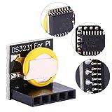 DS3231 RTC Board Módulo de Reloj de Tiempo Real 3.3V / 5V con batería para Arduino Raspberry Pi