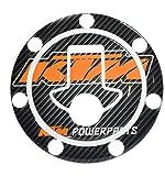#6: Spidy Moto Gas Tank Pad,Tank Sticker Protectors Stickers Decals KTM RC 200