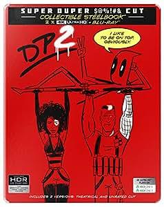 Deadpool 2 + Super Duper Cut (Unrated) (Steelbook) (4K UHD & HD) (3-Disc)
