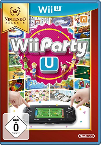 Wii Party U - Nintendo Selects - [Wii U]