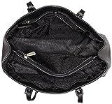 Michael Kors Damen Jet Set Travel Large Schultertasche, Schwarz (Black), One Size - 5